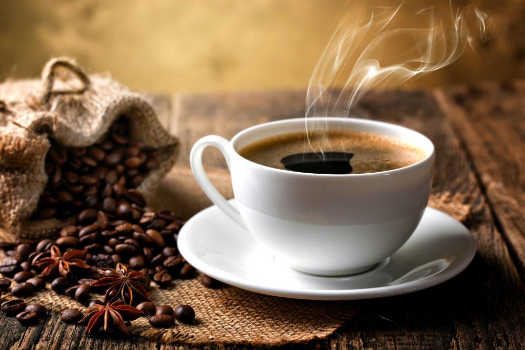 Káva ako z kaviarne