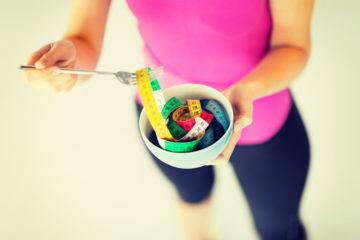Poruchy príjmu potravy: Ako sa s nimi vyrovnať?