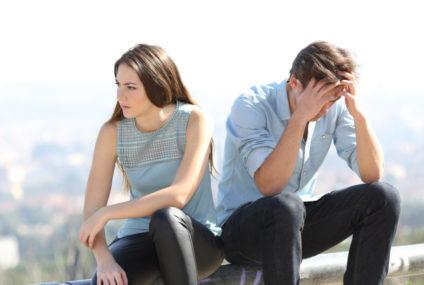 Aké sú najčastejšie príčiny rozpadu vzťahov?