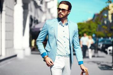 5 návykov štýlových mužov, alebo ako sa obliekame?