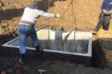 Betónové žumpy – ideálne riešenie pre domácnosti, ktoré nie sú pripojené na kanalizáciu