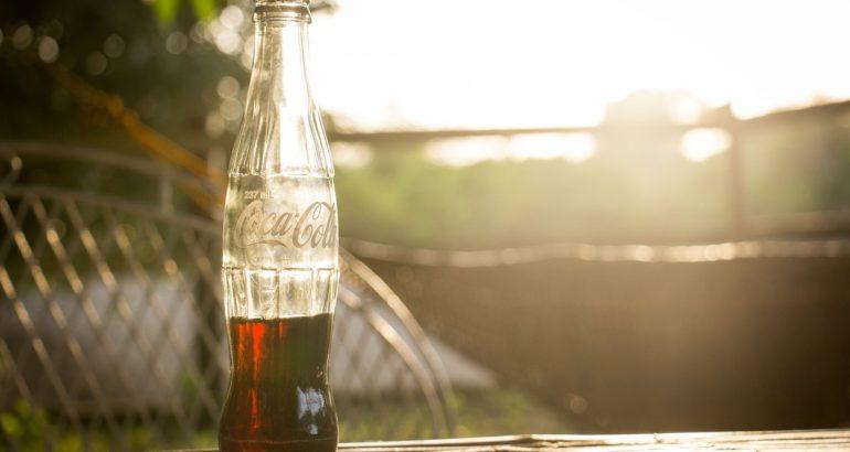Coca Cola trochu inak
