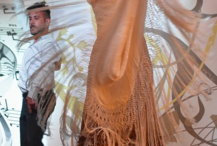 Zatancujte si ohnivé švajčiarske flamenco