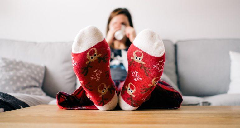 V ponožkách do postele- áno či nie?