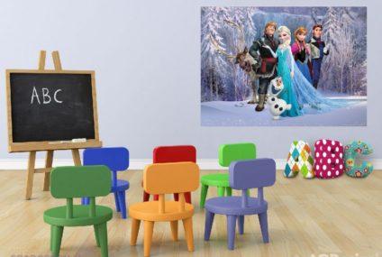 Bezpečná detská izba plná podnetov