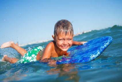 Vodné zábavky spríjemnením letnej dovolenky