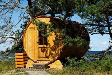 Vonkajšie sauny – relax tela a mysle. Aké účinky majú vonkajšie fínske sauny?